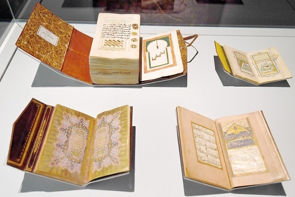 Unique Quran manuscripts to be exhibited in Abu Dhabi