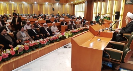 "Conference on ""Imam Reza (AS) in Sunni References"" held in Mashhad"