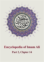Chapter Fourteen: The Ascension of the Prophet (SA) from the Breast of the Executor (AS)